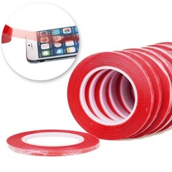 Reparatieset Rood 3M 0.5 dubble sided tape (8719273137604 )