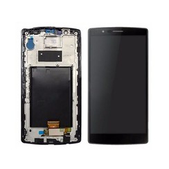 LCD display (LCD+Touch) voor LG Optimus G4 - Zwart (8719273137789)