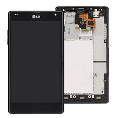 LCD display (LCD+Touch voor LG Optimus G5 - Zwart (8719273137796)