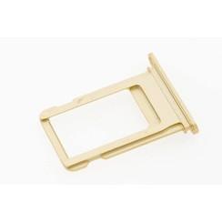 Onderdeel Sim holder voor Apple iPhone 7 Plus - Goud (8719273138564)