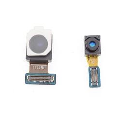 Small Cam voor Galaxy S8 Plus - Zwart (8719273257715)