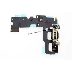 C/C + Mic voor iPhone 7 - Zwart (8719273257203)