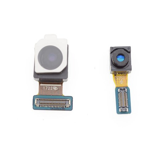 Andere merken Back Camera voor Galaxy S8 Plus - Zwart (8719273141564)