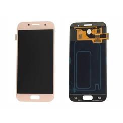 GH97-19732D LCD voor Galaxy A3 (2017) - Roze (8719273141625)