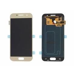 GH97-19732B LCD voor Galaxy A3 (2017) - Goud (8719273141618)