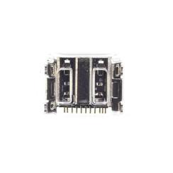 C/C voor Galaxy J5 - Zwart (8719273256947)