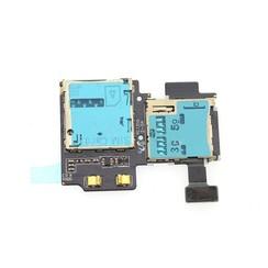 Sim Holder voor Galaxy S4 - Zwart (8719273259795)
