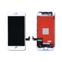 LCD display AAA Quality voor Apple iPhone 8 - Wit (8719273144442)