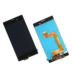 Xperia M4 - M4 LCD display Sony - Zwart (High Quality AAA)