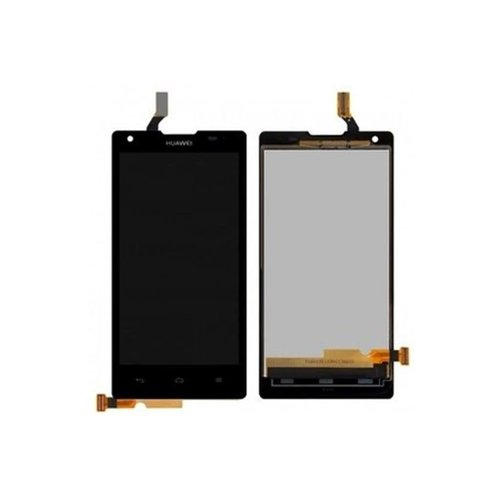 Andere merken Ascend G700 LCD display Huawei - Wit (High Quality AAA)