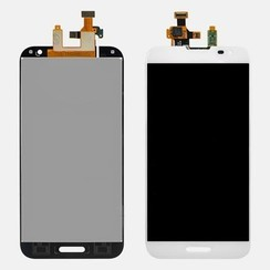 Optimus G - G LCD display LG - Wit (High Quality AAA)