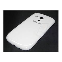Samsung Galaxy S3 Mini - i8190 - Back Cover  - Ceramic Wit