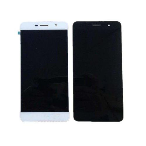 Andere merken Ascend Y6 LCD display Huawei - Wit (High Quality AAA)