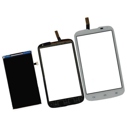 Andere merken Ascend G610 LCD display Huawei - Wit (High Quality AAA)