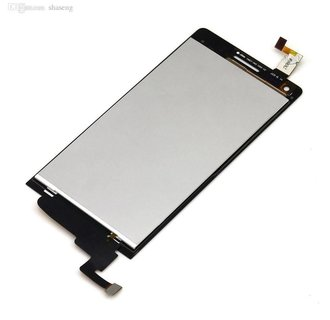 Ascend G6 - G6 LCD display Huawei - Zwart (High Quality AAA)