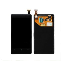 Nokia 800 - N800 LCD display Nokia - Zwart (High Quality AAA)