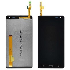 Desire 310 - D 310 LCD display HTC - Zwart (High Quality AAA)