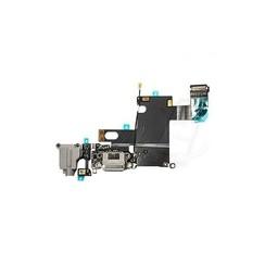 Apple iPhone 6 Plus Laadconnector  - Zwart