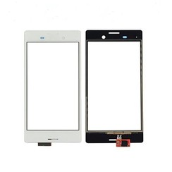 Xperia M4 - M4 Touchscreen display Sony - Wit (High Quality AAA)