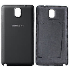 Samsung Galaxy Note 3 - N9000 - Back Cover  - Zwart