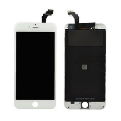 LCD display voor Apple iPhone 6 - Wit (8719273007587)