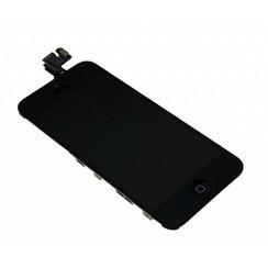 LCD display  Refurbished voor iPhone 5C - Zwart (8719273004937)