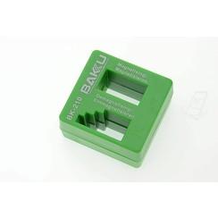 BK-210 Smartphone & Tablet - Magnetizer - Groen (8719273124956)