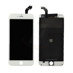 LCD display AAA Quality voor iPhone 6S Plus - Wit (8719273127735)