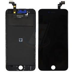 LCD display AAA Quality voor iPhone 6S Plus - Zwart (8719273127728)