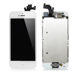 LCD display AAA Quality voor iPhone 5G - Wit (8719273127773)