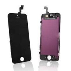 LCD display AAA Quality voor iPhone 5S - Zwart (8719273127742)