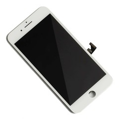 LCD display voor Apple iPhone 7 - Wit (8719273132357)
