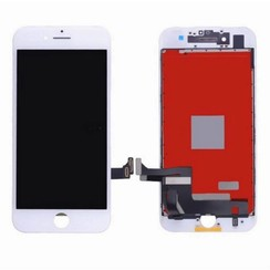 Original Apple LCD display fur Apple iPhone 7 Pluss - weiß  (8719273132371)