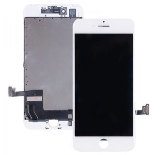 LCD display AAA Quality voor Apple iPhone 7 - Wit (8719273138359)
