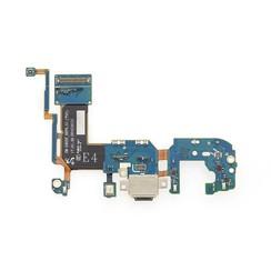 C/C + Mic U voor Galaxy S8 Plus - Zwart (8719273141380)
