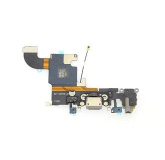 C/C+Mic voor iPhone 6S - Zwart (8719273257166)