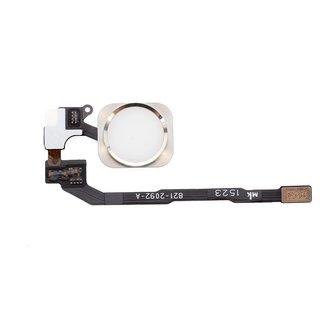 Home Flex voor iPhone 5 SE - Zwart (8719273258194)
