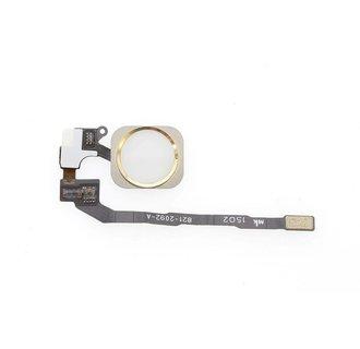Home Flex voor iPhone 5S - Goud (8719273258187)