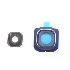 Cam Len voor Galaxy S6 Edge - Zwart (8719273257463)