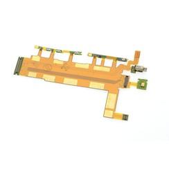 Main Flex voor Xperia Z3 - Zwart (8719273258552)