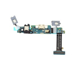 C/C+Mic voor Galaxy S6 - Zwart (8719273257265)