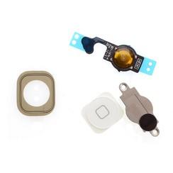 Home Button voor iPhone 5G - Zwart (8719273263884)