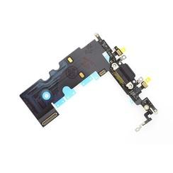C/C Flex voor iPhone 8 - Goud-Zilver-Zwart (8719273265765)
