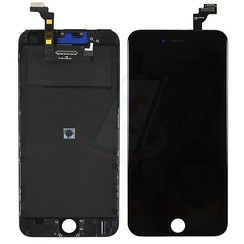 LCD display voor Apple iPhone 6S Plus - Zwart (8719273123904)