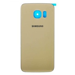 Samsung Galaxy S6 Edge - G925 - Back Cover  - Goud