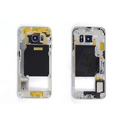 Samsung Galaxy S6 Edge - G925 - Frame  - Wit