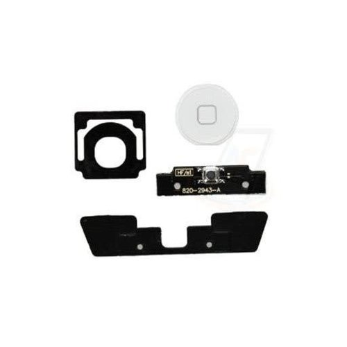 Andere merken Apple iPad 3 Home Button - Wit