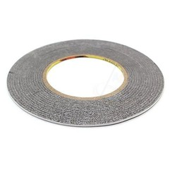 Apple iPad 4 Foam Tape Rond LCD - Zwart