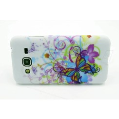 Samsung Galaxy J3 (2016) - Silicone case - Colorful (8719273125489)