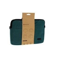 Universeel case voor 13 inch Apparaat - Groen